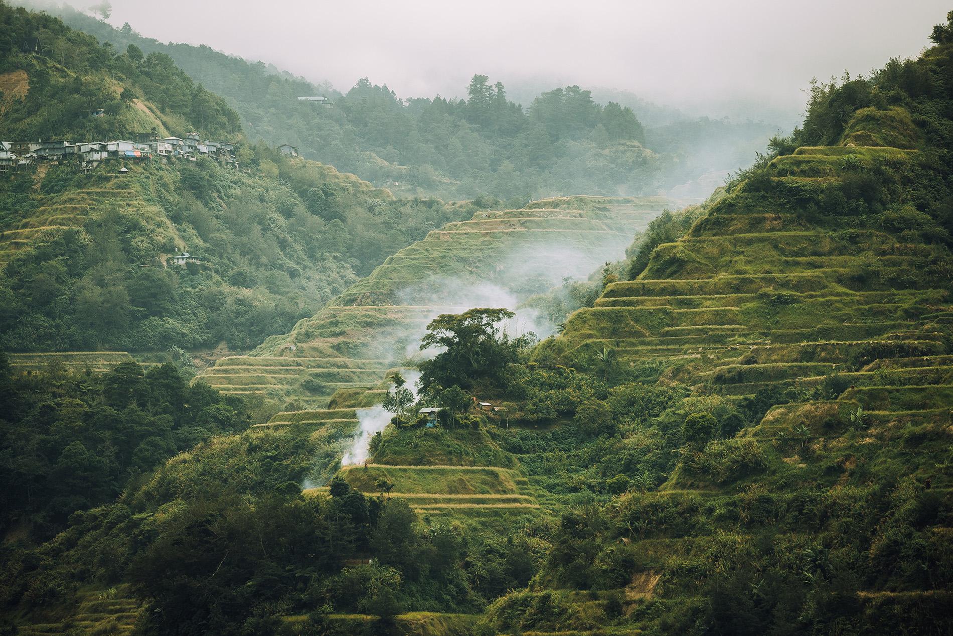 North Luzon P013 Beautiful Destinations Rice Terraces